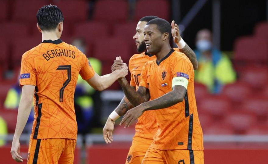 Ολλανδία- Βοσνία 3-1