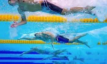 Πανελλήνιο ρεκόρ από Γκολομέεφ στα 100 μέτρα ελεύθερο