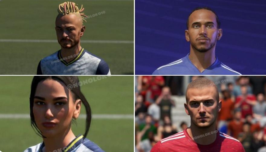 To FIFA21 φέρνει update με Μπέκαμ, Χάμιλτον, Εμπίντ και Dua Lipa