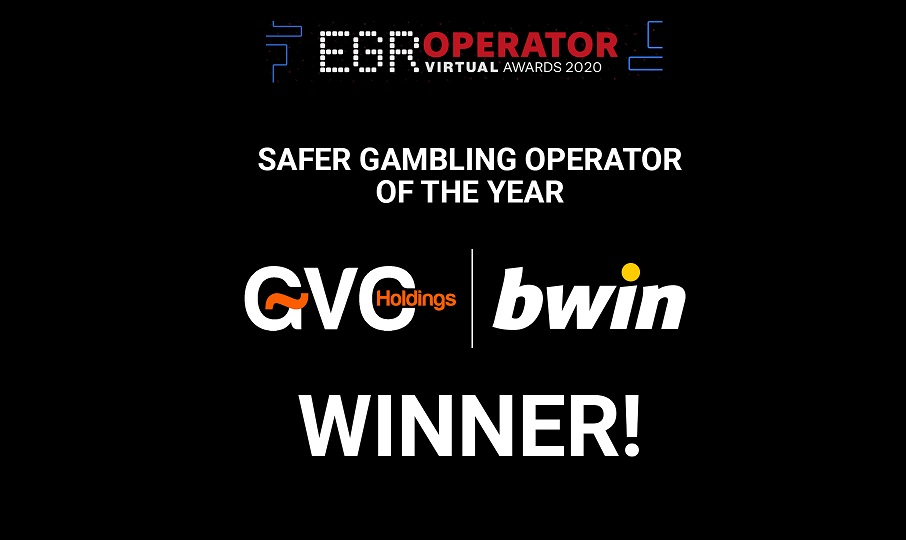 «Safer gambling operator of the year»
