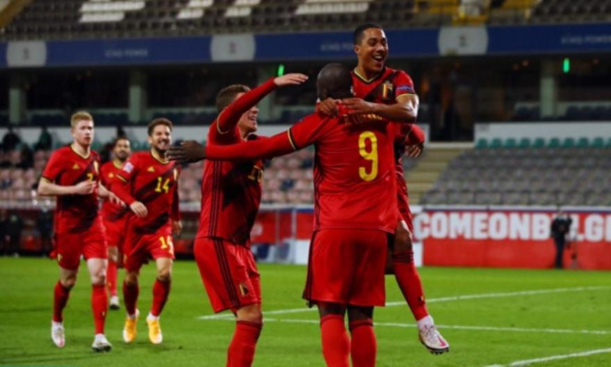 Βέλγιο-Δανία 4-2