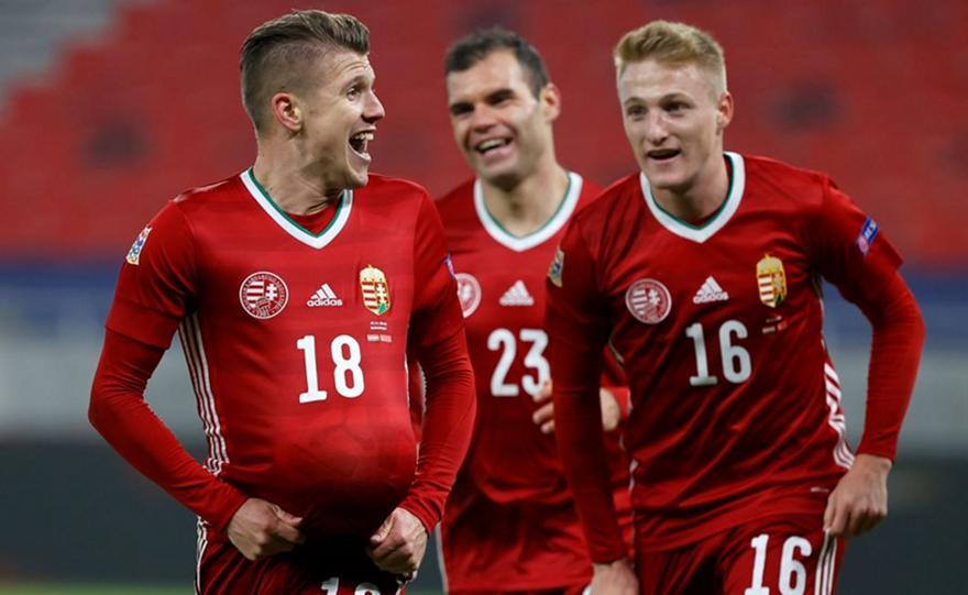 Nations League: Ανέβηκαν Αυστρία, Τσεχία, Ουγγαρία και Ουαλία