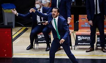 Μάχη στη Βιτόρια ο Παναθηναϊκός ΟΠΑΠ με την πρωταθλήτρια Ισπανίας