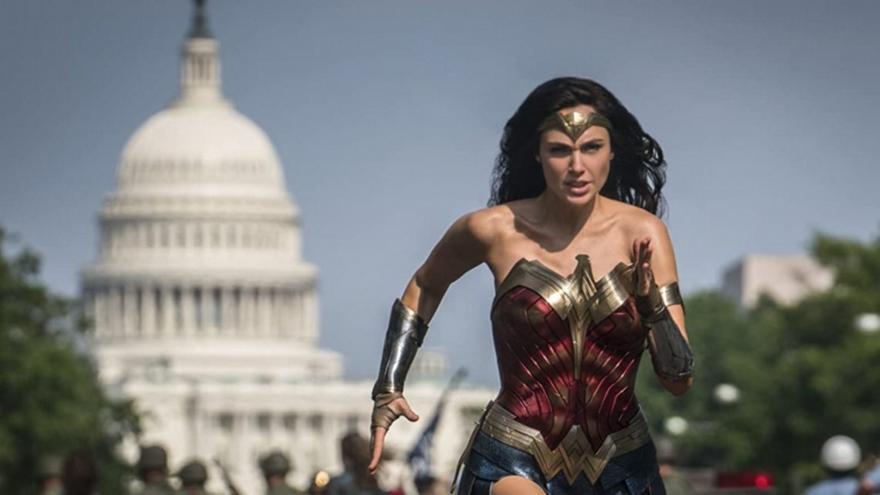 Απόφαση-σταθμός για την ταινία της Wonder Woman!