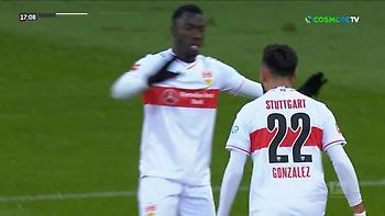 Στουτγκάρδη: «Μαγικό» γκολ από τον Νικολάς Γκονζάλες!