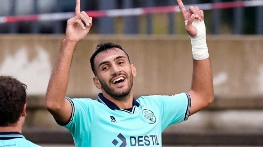 Eredivisie: Άνοιξε το σκορ ο Παυλίδης στο «ελληνικό» ντέρμπι