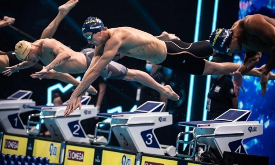 Κατέρριψε το πανελλήνιο ρεκόρ στα 50 μέτρα ελεύθερο ο Γκολομέεφ