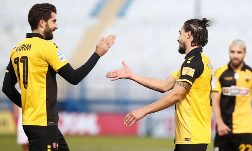 ΑΕΚ-ΑΕΛ: Τα highlights του ματς