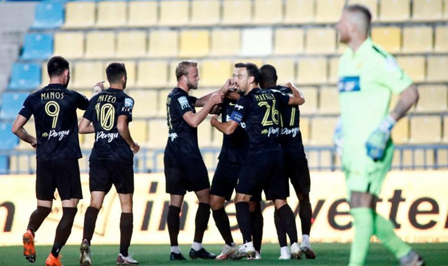 Super League: Παναιτωλικός-Άρης 0-1