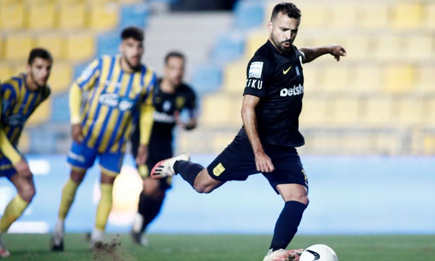 Super League: Τα highlights του Παναιτωλικός-Άρης 0-1