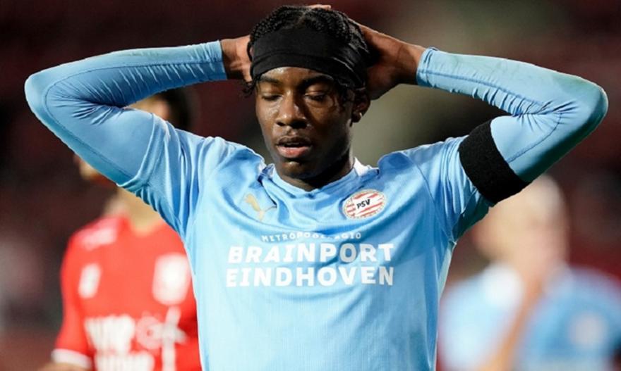 Ολλανδία: Τβέντε-Αϊντχόφεν 1-1