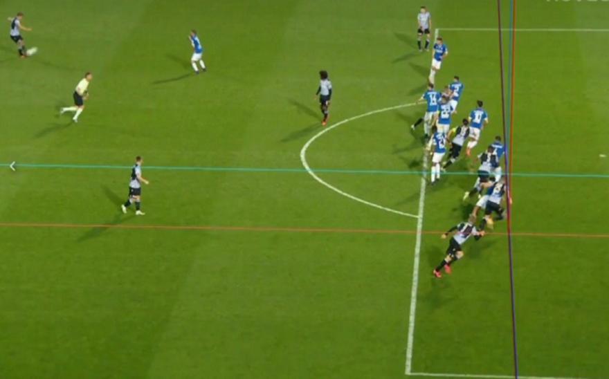 ΠΑΟΚ-ΠΑΣ Γιάννινα: Το 2-1 με Ελ Καντουρί (video)