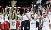 Ευρωλίγκα: Ρεάλ, η ομάδα με τους περισσότερους πρωταθλητές, ψηλά και ο Ολυμπιακός (πίνακες)
