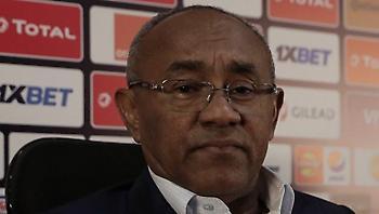 Πενταετής αποκλεισμός από FIFA στον πρόεδρο της CAF για διαφθορά