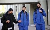 Αρνητικά τα τεστ κορωνοϊού στην Εθνική μπάσκετ