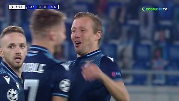 Γκολάρα ο Ιμόμπιλε για το 1-0 της Λάτσιο
