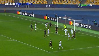 Καυτό τετράλεπτο με δύο γκολ η Μπαρτσελόνα (video)