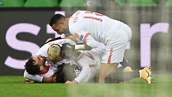 Σεβίλλη: «Όταν συνειδητοποιείς πως δεν θα πάρεις φέτος το Europa League…»! (pic)