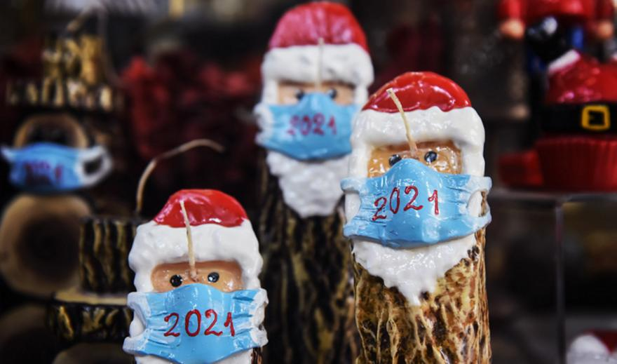 Χριστούγεννα: Ο κορωνοϊός αλλάζει τις καταναλωτικές συνήθειες