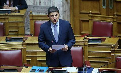 Αυγενάκης: «Δεν μπήκε ούτε καρφί στο ΟΑΚΑ από το 2004»