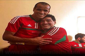 Ριβάλντο: «Ο Ντιέγκο ήταν φαινόμενο και είδωλό μου»