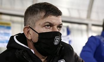 Γκαρσία: «Κάθε παιχνίδι… τελικός, είμαστε μεγάλη ομάδα και θέλουμε τη νίκη»
