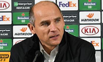 Σκρίπνικ: «Θέλουμε νίκη με ΑΕΚ, δεν ήρθαμε για τουρισμό»
