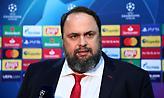 Μαρινάκης: «Αλλοίωση στο αποτέλεσμα, υπήρχε φάουλ στον Ντρέγκερ πριν το γκολ»