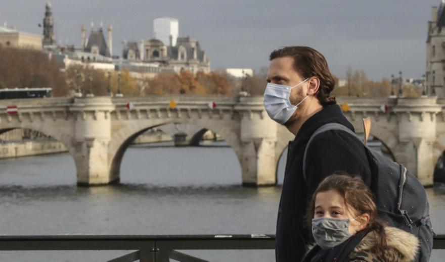 Γαλλία: Πάνω από 16000 κρούσματα κορωνοϊού και 380 θάνατοι σε 24 ώρες
