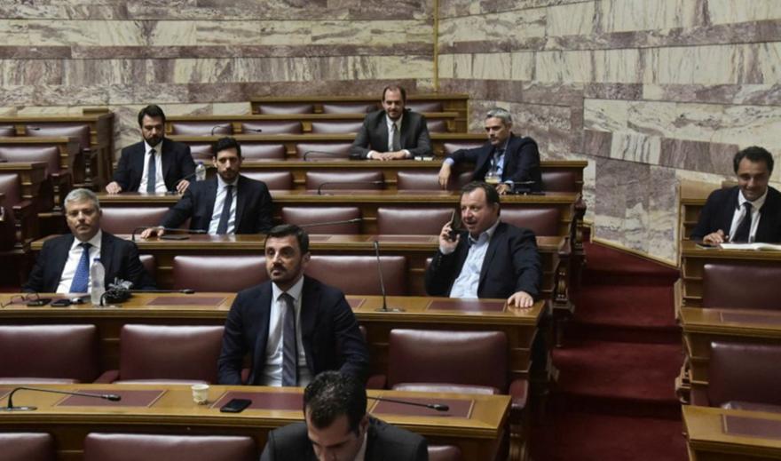 Ψηφίστηκε το ν/σ του υπουργείου Εργασίας και Κοινωνικών Υποθέσεων