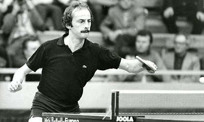 Έφυγε από τη ζωή ο «θρύλος» της γαλλικής επιτραπέζιας αντισφαίρισης, Ζακ Σεκρετέν