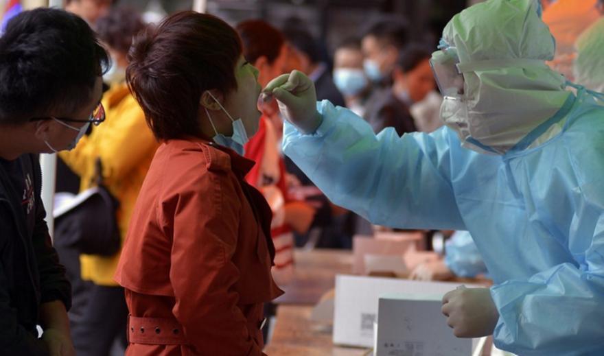 Κίνα: Στα 21 τα κρούσματα κορωνοϊού σε μία ημέρα