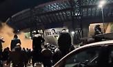 Μαραντόνα: Συγκλονιστικές στιγμές σε ολονυκτία στο «Σαν Πάολο»
