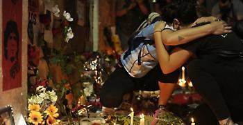 Θρήνος στους δρόμους του Μπουένος Άιρες για τον Μαραντόνα