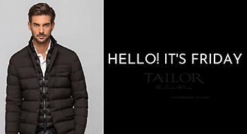 Η φετινή Black Friday έχει στυλ Tailor Italian Wear