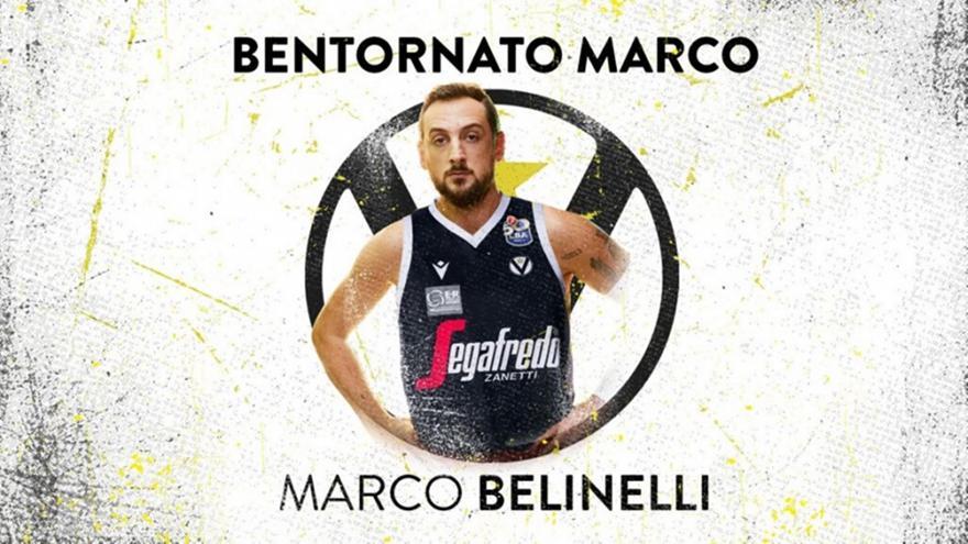 Βίρτους Μπολόνια: Ανακοίνωσε τον Μπελινέλι