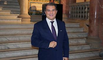 Κατεβαίνει ξανά για την προεδρία της Μπαρτσελόνα ο Λαπόρτα