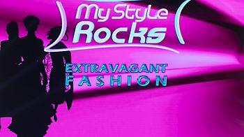 MY STYLE ROCKS GALA: Extravagant Fashion (pics+vid)