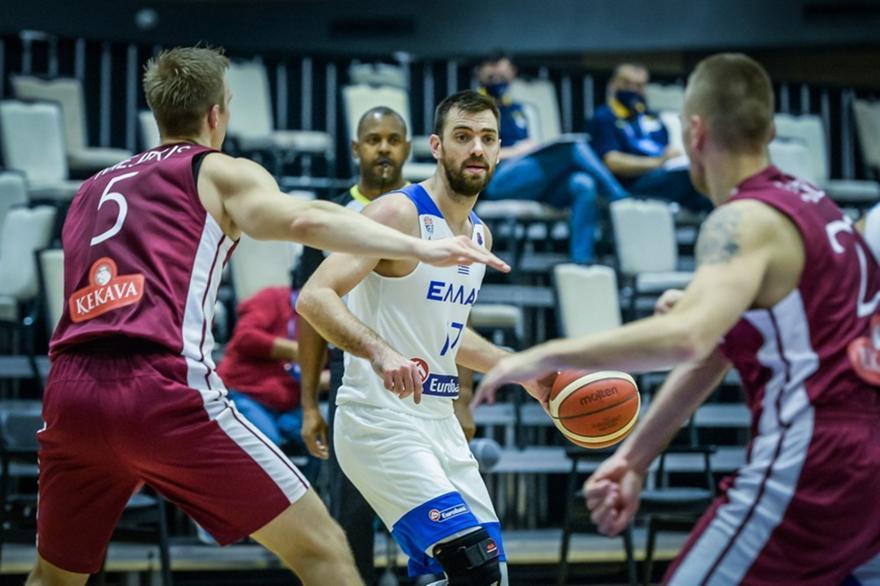 Ελλάδα-Λετονία: Highlights
