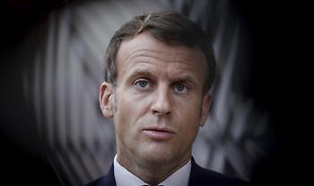 Μακρόν: Επαίσχυντες για τη Γαλλία οι εικόνες ξυλοδαρμού του μαύρου παραγωγού από αστυνομικούς