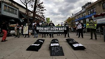 Αυξάνονται τα κρούσματα και οι νεκροί παγκοσμίως- Οι ΗΠΑ στην κορυφή της «μαύρης» λίστας