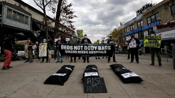Αυξάνονται τα κρούσματα και οι νεκροί παγκοσμίως