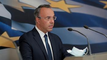 Σταϊκούρας: Ανοικτό ενδεχόμενο παράτασης στην επιστρεπτέα προκαταβολή 4-νέας ρύθμισης έως 120 δόσεις