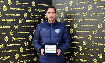 Παπαδόπουλος για ματς με ΑΕΚ: «Εάν δείξουμε το καλό μας πρόσωπο μπορούμε και τη νίκη»
