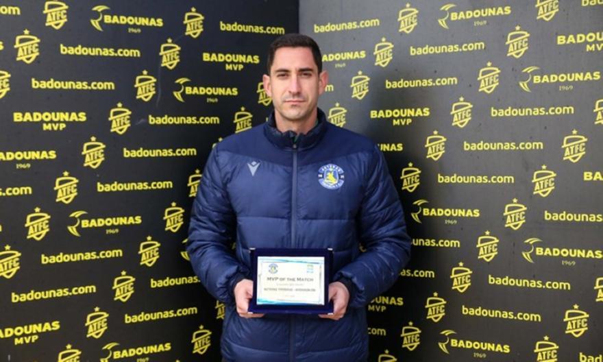 Παπαδόπουλος για ματς με ΑΕΚ: «Εάν δείξουμε το καλό μας πρόσωπο...»