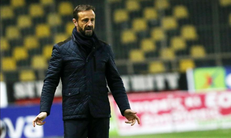 Μάντζιος: «Δεν απειληθήκαμε στο μεγαλύτερο μέρος του ματς»