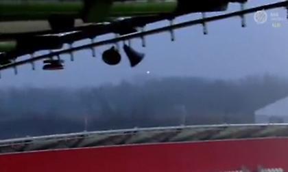 Ο Τσουκαλάς έστειλε την μπάλα εκτός γηπέδου στην Ουγγαρία (video)