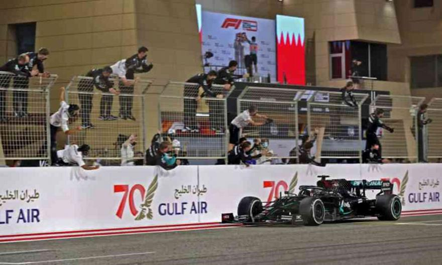 Formula 1: Νικητής ο Χάμιλτον
