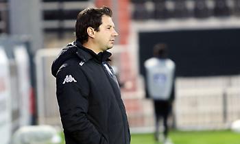 Γιαννίκης: «Είχαμε τον έλεγχο, δεχθήκαμε δύο κρύα γκολ»