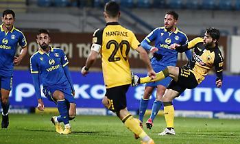 Αστέρας-ΑΕΚ: Τα highlights του ματς